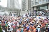 『東京マラソン2010』の様子 (C)TOKYO MARATHON