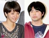 結婚を発表した(左から)満島ひかり、映画監督の石井裕也氏 (C)ORICON DD inc.