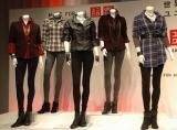 """ユニクロもこの秋冬はレギンスとジーンズの中間""""レギパン""""を発売"""