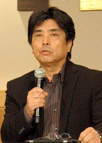 電子書籍制作・販売会社「G2010」設立会見に出席した村上龍氏 (C)ORICON DD inc.