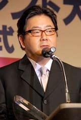 『第23回小学館DIMEトレンド大賞』の発表・贈賞式に出席した秋元康
