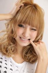 入籍をブログで報告した、モデル・森摩耶 (C)Masato Juman