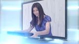 篠原涼子が出演するソニー『ブルーレイ一体型<ブラビア>HX80R』新CM