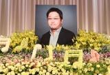 ワーナーミュージック・ジャパン・前代表取締役社長兼CEOの吉田敬さん『お別れの会』の模様