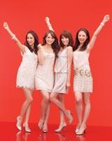 『CanCam』トップモデルがCM出演! (左から)山本美月、舞川あいく、安座間美優、土屋巴瑞季