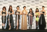 �wVOGUE NIPPON Women of the Year 2010�x���܎��ɏo�Ȃ����i������j�����~�����A���؃��C�T�A�������̂ԁA��������A�������b�q�A�Ό����Ƃ݁ATAO�@�iC�jORICON DD inc.�@