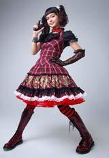 2011年1月スタートの日本テレビ系新土曜ドラマ『デカワンコ』の主人公に扮する多部未華子