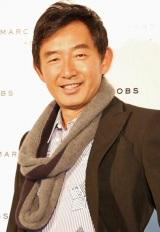 『MARC JACOBS AOYAMA』の旗艦店オープン記念イベントに参加した石田純一 (C)ORICON DD inc.