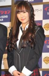 映画『インセプション』のBD&DVD発売記念イベントに出席した仁藤萌乃 (C)ORICON DD inc.