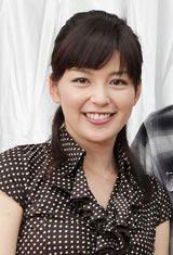 癒しを支持された2位の中野美奈子アナ