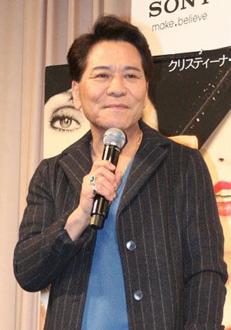 米映画『バーレスク』の試写会イベントに出席したおすぎ (C)ORICON DD inc.