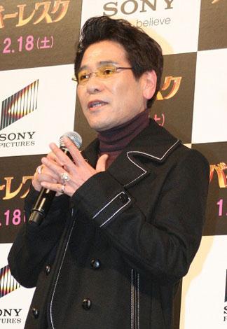 米映画『バーレスク』の試写会イベントに出席したピーコ (C)ORICON DD inc.