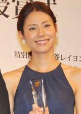 2010年大活躍! 『今年の顔ランキング』9位は松下奈緒 (C)ORICON DD inc.