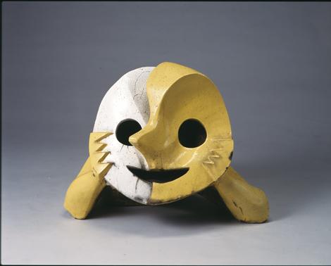 『午後の日』(1967)所蔵先:川崎市岡本太郎美術館 (C)岡本太郎記念現代芸術振興財団