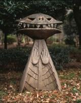 『ノン』(1970)所蔵先:川崎市岡本太郎美術館 (C)岡本太郎記念現代芸術振興財団