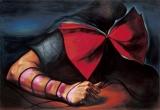 『痛ましき腕』(1936/49)所蔵先:川崎市岡本太郎美術館 (C)岡本太郎記念現代芸術振興財団