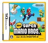 DSソフト初の実売600万本を達成した『New スーパーマリオブラザーズ』