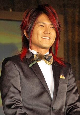 『第25回 日本ゴールドディスク大賞』授賞式に出席したきただにひろし (C)ORICON DD inc.