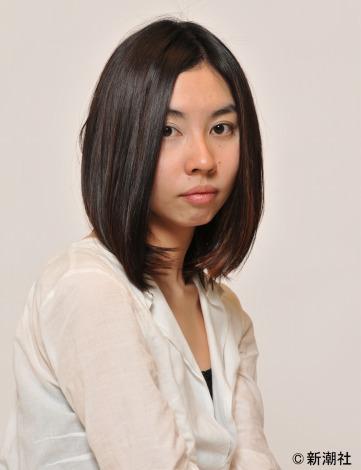 『第144回芥川賞』を受賞した朝吹真理子氏/作品名『きことわ』(撮影・新潮社)