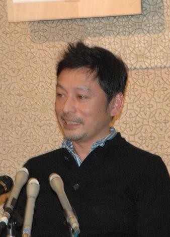 芥川賞選考委員の島田雅彦氏 (C)ORICON DD inc.
