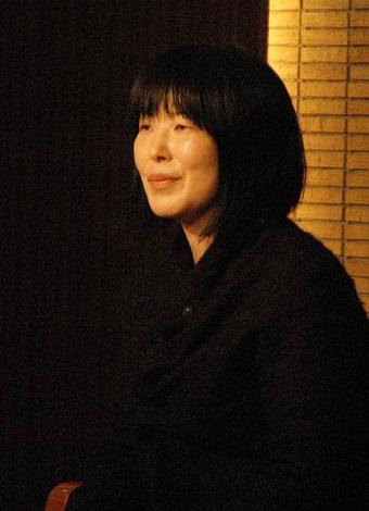 17日、受賞会見に出席した第144回直木賞受賞作家・木内昇さん (C)ORICON DD inc.