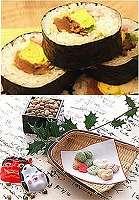 恵方巻と豆まき、今年の節分はどちらが優勢?