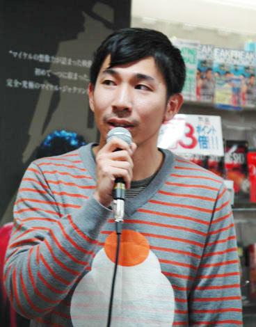 書籍『あたらしいみかんのむきかた』の著者・神谷圭介さん (C)ORICON DD inc.
