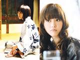 左が『乱反射』、右が『スノーフレーク』の桐谷美玲