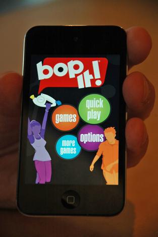 『bop It!』(EA Games)