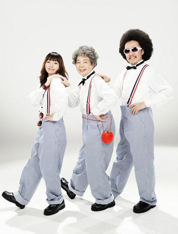 安藤裕子が「林檎殺人事件」をカバー! 音楽ビデオには本家・樹木希林が出演する ※左から安藤裕子、樹木希林、池田貴史