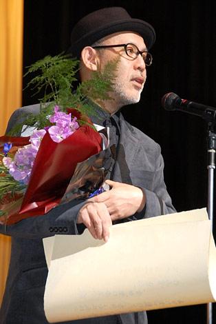 『第53回ブルーリボン賞』で作品賞を受賞した『告白』の中島哲也監督 (C)ORICON DD inc.