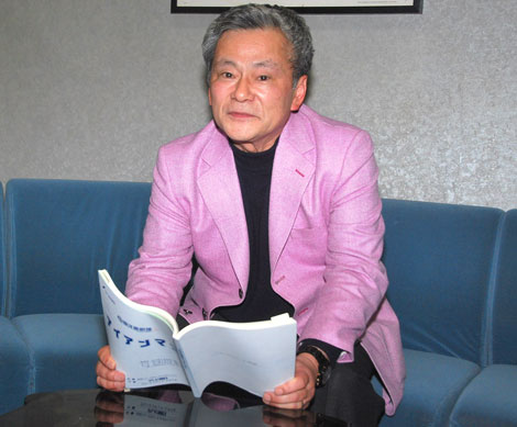 日曜洋画劇場『アイアンマン』(20日放送)で主人公の声を務めることになり、ORICON STYLEのインタビューに応じる池田秀一 (C)ORICON DD inc.