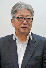 電子書籍レーベル・デジタルブックファクトリーの設立会見を行った伊集院静氏