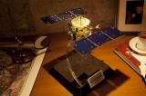 JAXAはやぶさプロジェクトチームが監修した、バンダイの『大人の超合金 小惑星探査機はやぶさ』