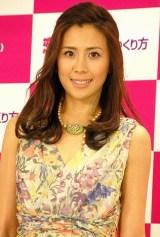 映画『恋とニュースのつくり方』トークショーイベントに参加した長谷川理恵 (C)ORICON DD inc.