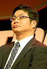 映画『SP 革命篇』の完成披露試写会に出席した松尾諭