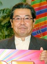 NHKの生活情報番組『ためしてガッテン』の放送700回目の収録後に会見で体重7kg増を明かした立川志の輔