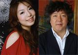 TOKYO FMとニッポン放送が初のコラボ特番放送! パーソナリティを務めるChigusa(左/TOKYO FM)、茂木健一郎(右/ニッポン放送)
