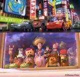 映画『カーズ2』の短編として上映が決定した『ハワイアン・バケーション』(画像下) (C) Disney/Pixar