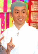 NHK『名作ホスピタル』の会見を行った立川志の吉 (C)ORICON DD inc.