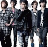 UVERworld(左から彰、真太郎、TAKUYA∞、克哉、信人)