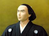 久月の五月人形『親のねがい大将』、今年のモデルは坂本龍馬 (C)ORICON DD inc.