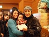 福島県相馬市にある避難所全9ヶ所を訪問した小林幸子