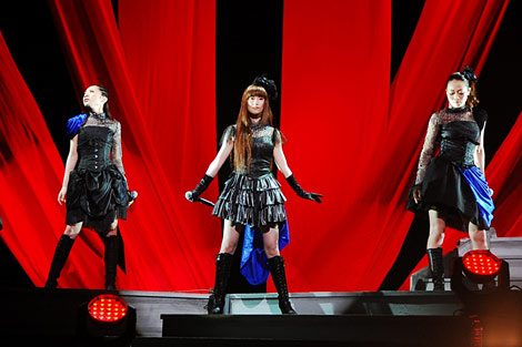 東京・NHKホールでツアー最終公演を行ったKalafina (C)ORICON DD inc.