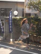『全力坂』に出演するHARUNA