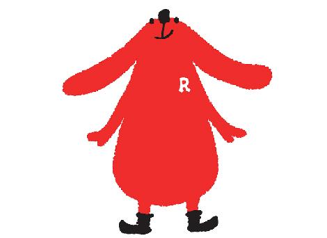 NHKラジオ初のイメージキャラクター「らじる」