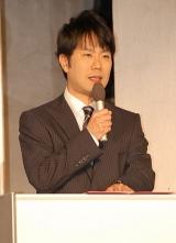 """『あなたの街に""""住みます""""プロジェクト』発表会見に出席した、藤井隆 (C)ORICON DD inc."""