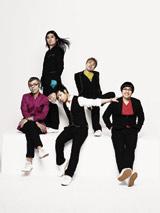 PIGBANG(左から高木晋哉、鈴木Q太郎、井上裕介、岩尾望、山里亮太)