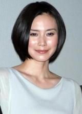 """『第3回 女性が選ぶ""""イイ女""""ランキング』10位の中谷美紀 (C)ORICON DD inc."""