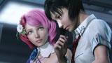 映画『鉄拳 ブラッド・ベンジェンス』のリン・シャオユウとアリサ・ボスコノビッチ (C)2011 NAMCO BANDAI Games Inc.